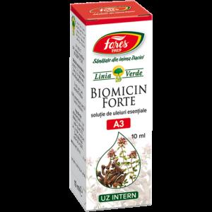 Biomicin Forte, A3, 10 ml ulei esential