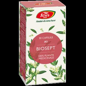 Biosept, A5 30 capsule