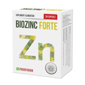 Biozinc Forte 30 capsule Parapharm