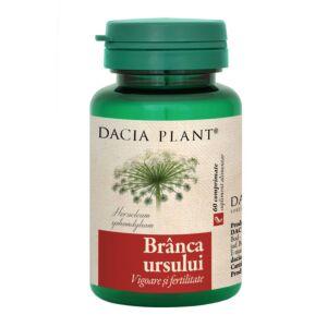 Branca Ursului60cpr Dacia Plant