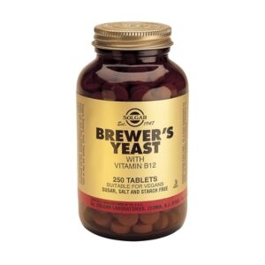 Drojdia de bere cu vitamina B12 500mg