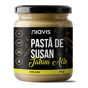 Pasta de Susan (Tahini Alb) Ecologica/BIO 250g-Niavis