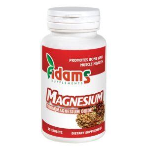Magneziu 375mg 30 tab Adams Vision