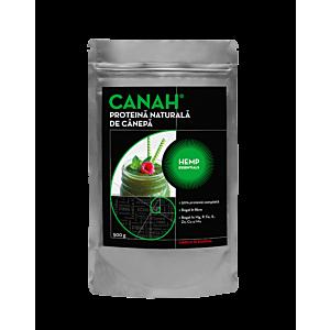 Pudră proteică de cânepă 500 g Canah