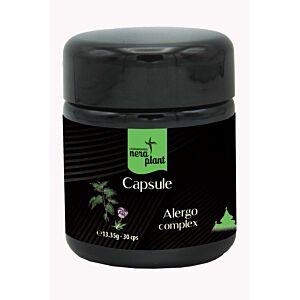 Capsule Alergo Complex Eco 30cps Nera Plant