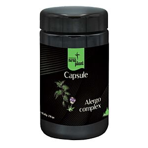 Capsule Alergo Complex Eco 210cps Nera Plant