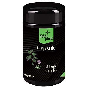 Capsule Alergo Complex Eco 90cps Nera Plant