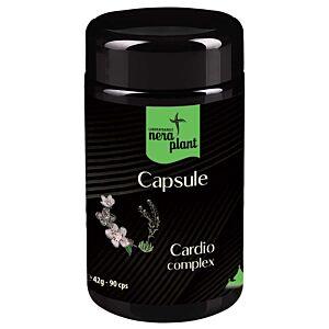 Capsule Cardio Complex Eco 90cps Nera Plant