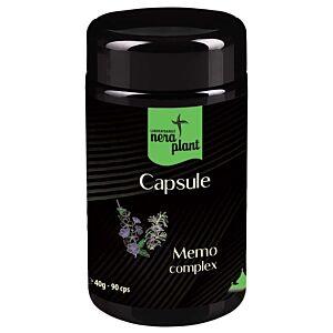Capsule Memo Complex Eco 90cps Nera Plant