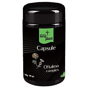 Capsule Oftalmo Complex Eco 90cps Nera Plant