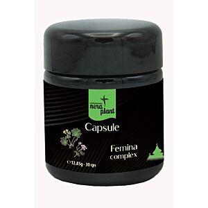 Capsule Femina Complex Eco 30cps Nera Plant