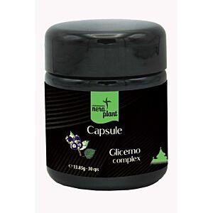 Capsule Glicemo Complex Eco 30cps Nera Plant