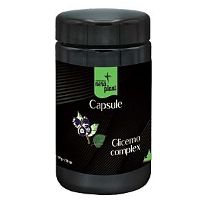 Capsule Glicemo Complex Eco 210cps Nera Plant