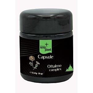 Capsule Oftalmo Complex Eco 30cps Nera Plant