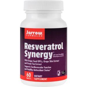 Resveratrol Synergy, 60 tablete Secom