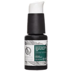 Nano Emulsie extract de canepa CDB240 30ml - Quicksilver