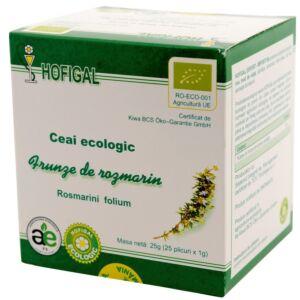 Ceai Ecologic Frunze de Rozmarin Hofigal