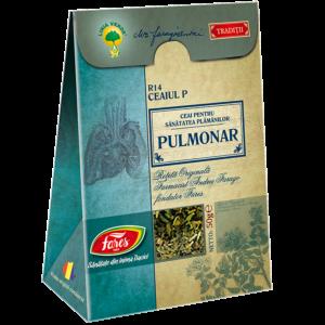 Ceaiul P – ceai pulmonar, R14, ceai la pungă 50g Fares