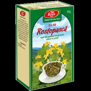 Rostopască, iarbă, D130, ceai la pungă 50g Fares