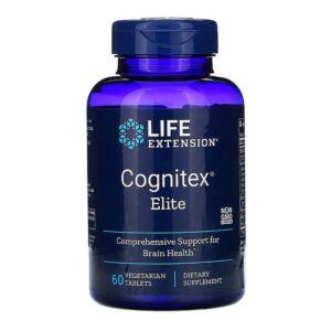 Cognitex Elite 60cps Life Extension