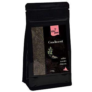 Condiment Cu Salvie,Menta,Chimen Eco 50g Nera Plant