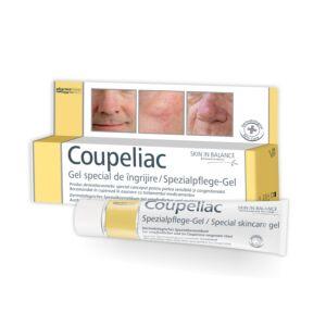 Gel pentru pielea sensibilă și congestionantă Coupeliac, 20 ml
