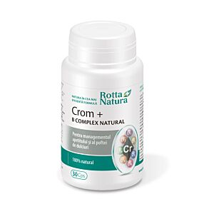 Crom+B Complex natural 30cps Rotta Natura