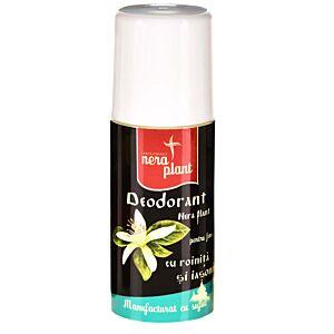 Deodorant cu Roinita si Iasomie 50ml. -  Nera Plant