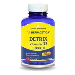 DETRIX VITAMINA D3 3000 UI