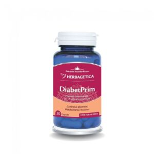 DiabetPrim 30cps Herbagetica