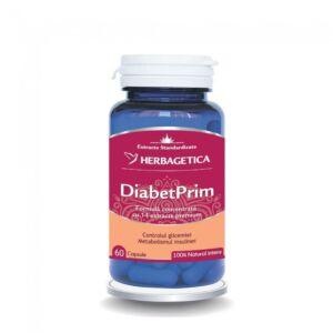 DiabetPrim 60cps Herbagetica