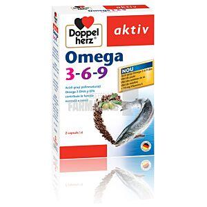Omega 3-6-9, 30 capsule Doppelherz