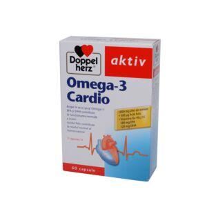 Omega-3 Cardio, 60 capsule Doppelherz