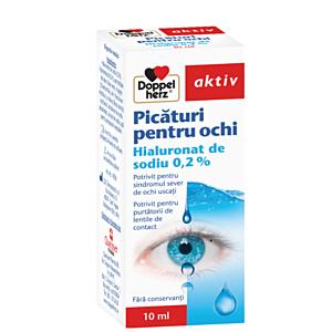 Picături pentru ochi, 10 ml Doppelherz