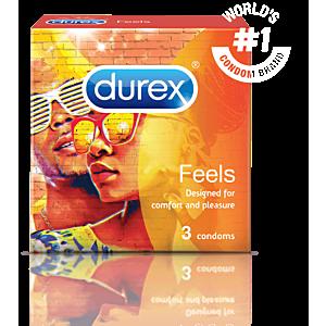 Prezervative Durex Feels 3buc.