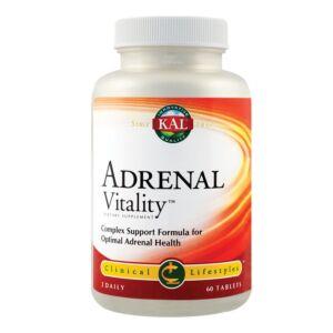 Adrenal Vitality,60 tablete Secom