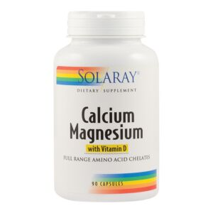 Calcium Magnesium with Vitamin D 90 capsule Secom