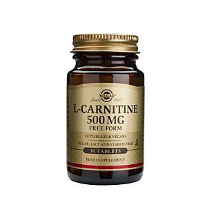 L-Carnitine 500mg 30 tablete
