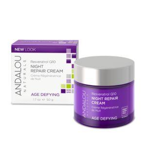 Resveratrol Q10 Night Repair Cream,50g