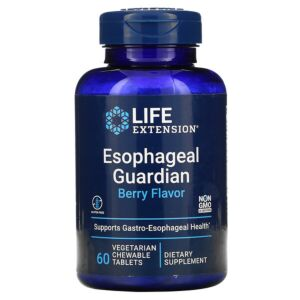 Esophageal Guardian 60 tablete masticabile - Life Extension