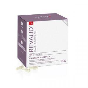 Revalid Hair Complex, 180 capsule