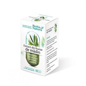 Măslin extract de frunze 60cps Rotta Natura