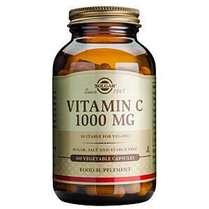 VITAMIN C 1000MG 100 CPS