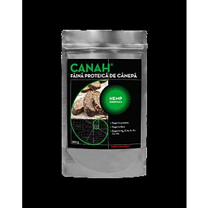 Făină proteică de cânepă 300 g Canah