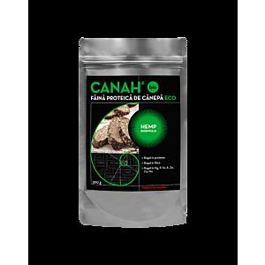 Făină Proteică ECO de cânepă 300 g Canah