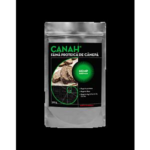 Făină proteică de cânepă 500 g Canah