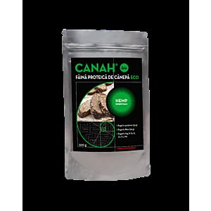 Făină Proteică ECO de cânepă 500 g Canah