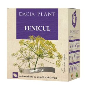 Ceai de Fenicul dacia Plant