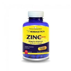 Zinc Forte 120cps Herbagetica