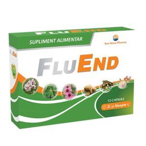 FluEnd capsule 12cps SunWave Pharma
